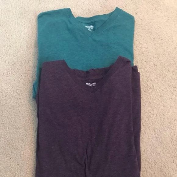 a132baa1 Mossimo Supply Co. Shirts | Mossimo Mens Medium Vneck T | Poshmark